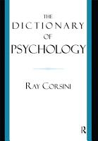 The Dictionary of Psychology PDF