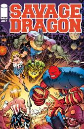 Savage Dragon #207