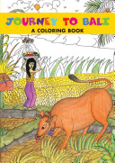 A Journey to Bali Coloring Book