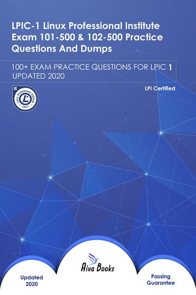 Lpic 1 Linux Professional Institute Exam 101 500 102 500 Practice Questions And Dumps