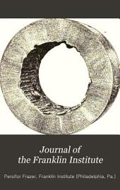 Journal of the Franklin Institute: Volume 136