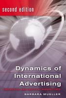 Dynamics of International Advertising PDF