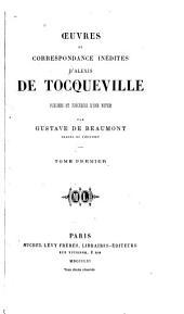 Oeuvres et correspondance inédites: Volume1