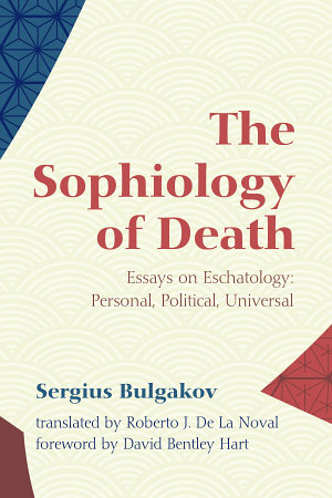 The Sophiology of Death