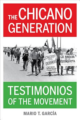 The Chicano Generation PDF