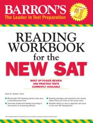 Barron S Reading Workbook For The New Sat Book PDF