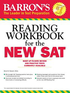 Barron s Reading Workbook for the NEW SAT Book