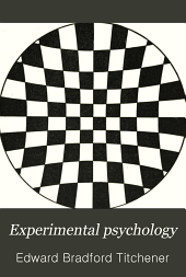 Experimental Psychology ...