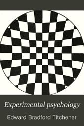 Experimental Psychology ...