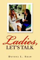 Ladies  Let s Talk PDF