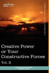 Personal Power Books: Creative Power Or Your Constructive Forces