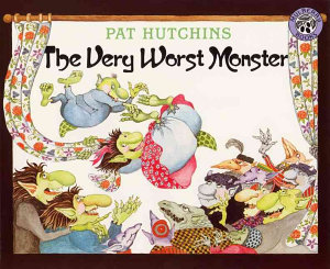 The Very Worst Monster Book