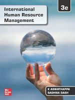 International Human Resource Management   3rd Edition PDF