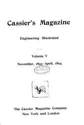 Cassier's Magazine: Volume 5