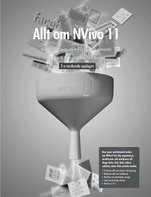 Allt om NVivo 11  2 a reviderade upplagan PDF