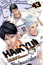 Haikyu!!, Vol. 43