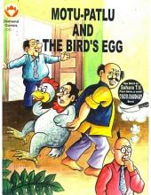 Motu Patlu and Bird's Egg English