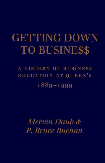 Getting Down to Business PDF