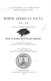 ... Revision of the Pocket Mice of the Genus Perognathus: Issues 16-20
