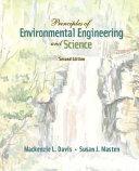 Principles of Environmental Engineering   Science