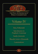 The New Interpreter s Bible Commentary PDF