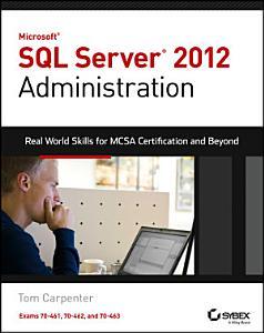 Microsoft SQL Server 2012 Administration PDF