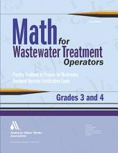 Math for Wastewater Treatment Operators, Grades 3 And 4