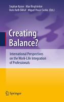 Creating Balance  PDF