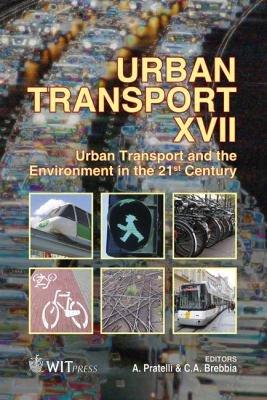 Urban Transport XVII PDF