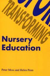 Transforming Nursery Education: SAGE Publications