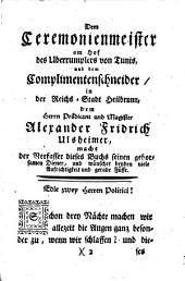 Das Oster-Ey... das ist Sammlung der Controvers-Schriften zur Ehre Katholischen Kirche