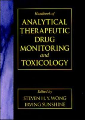 Handbook of Analytical Therapeutic Drug Monitoring and Toxicology PDF