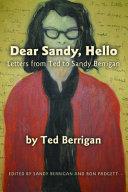 Dear Sandy, Hello