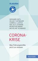 Corona Krise   Was F  hrungskr  fte jetzt tun m  ssen PDF