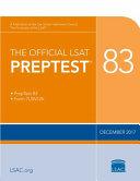 The Official LSAT PrepTest 83