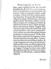 Epistolarum Promulsis: Centuria I & innovata