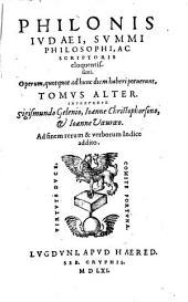 Opera, quotquot ad hunc diem haberi potuerunt: Volume 2