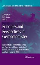 Principles and Perspectives in Cosmochemistry PDF
