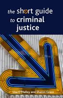 The Short Guide to Criminal Justice PDF