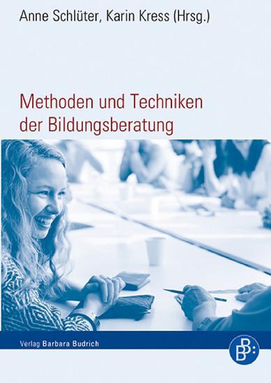 Methoden und Techniken der Bildungsberatung PDF