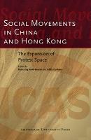 Social Movements in China and Hong Kong PDF