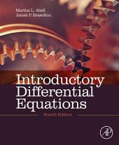Introductory Differential Equations: Edition 4