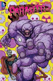 Superman feat Parasite (2013-) #23.4