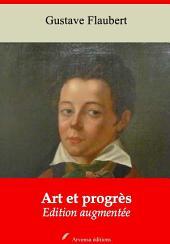 Art et progrès: Nouvelle édition augmentée