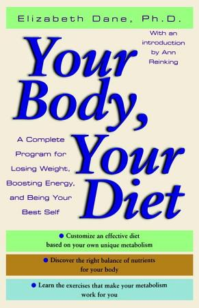 Your Body  Your Diet PDF