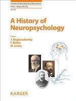 A History of Neuropsychology