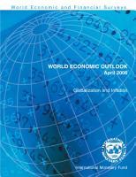 World Economic Outlook  April 2006 PDF