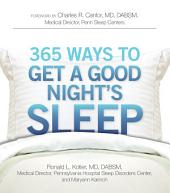 365 Ways to Get a Good Night's Sleep