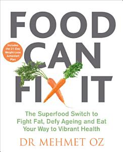 Food Can Fix It Book