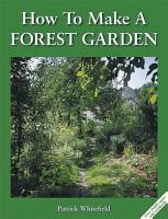 How to Make a Forest Garden PDF